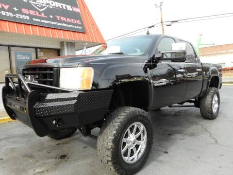 2010 GMC Sierra 1500 for sale at Super Sports & Imports in Jonesville NC