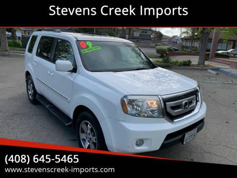 2009 Honda Pilot for sale at Stevens Creek Imports in San Jose CA