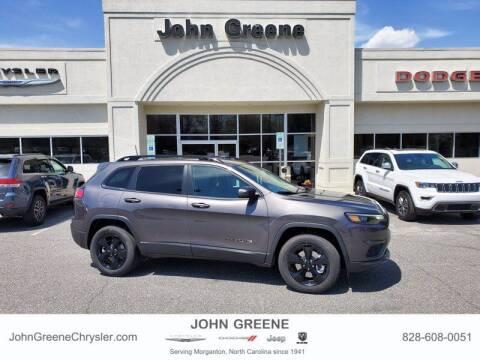 2021 Jeep Cherokee for sale at John Greene Chrysler Dodge Jeep Ram in Morganton NC