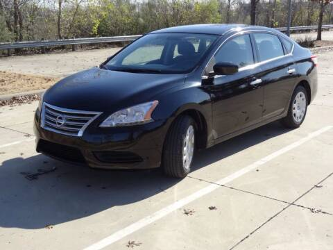 2014 Nissan Sentra for sale at 123 Car 2 Go LLC in Dallas TX