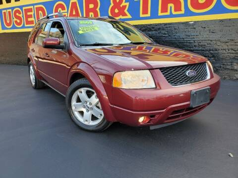2005 Ford Freestyle for sale at B & R Motor Sales in Chicago IL