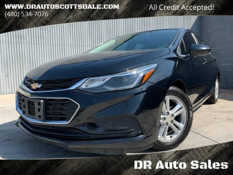 2016 Chevrolet Cruze for sale at DR Auto Sales in Scottsdale AZ