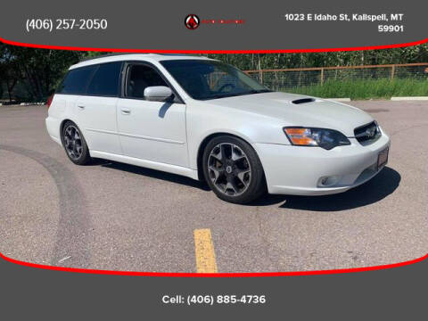 2005 Subaru Legacy for sale at Auto Solutions in Kalispell MT