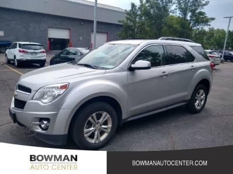 2015 Chevrolet Equinox for sale at Bowman Auto Center in Clarkston MI