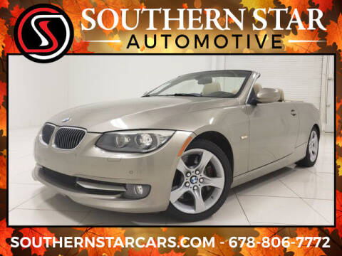 2011 BMW 3 Series for sale at Southern Star Automotive, Inc. in Duluth GA