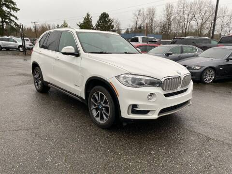 2017 BMW X5 for sale at LKL Motors in Puyallup WA