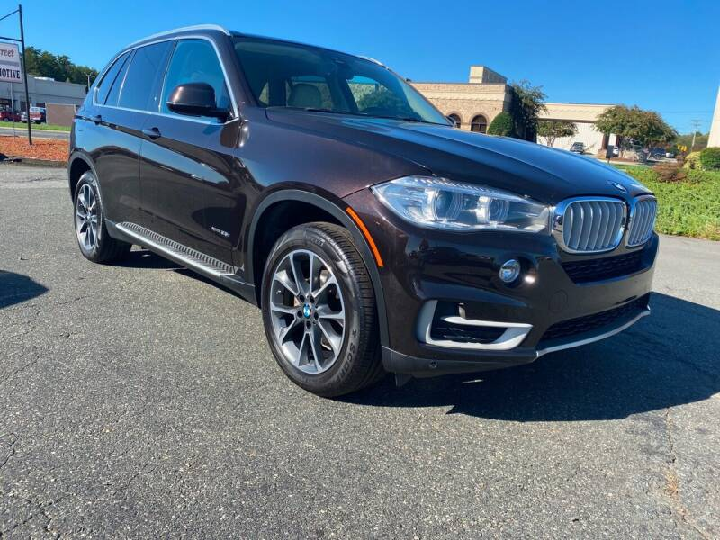 2014 BMW X5 for sale at Main Street Auto LLC in King NC