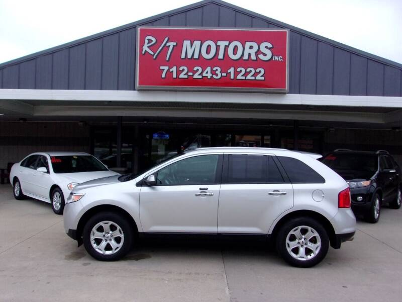 2011 Ford Edge for sale at RT Motors Inc in Atlantic IA