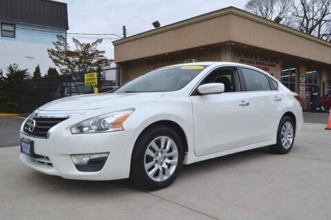 2013 Nissan Altima for sale at Father and Son Auto Lynbrook in Lynbrook NY