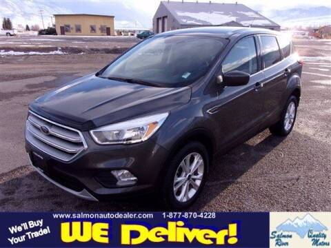 2019 Ford Escape for sale at QUALITY MOTORS in Salmon ID