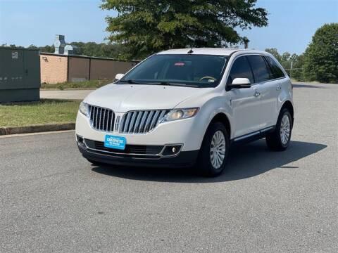2014 Lincoln MKX for sale at CarXpress in Fredericksburg VA