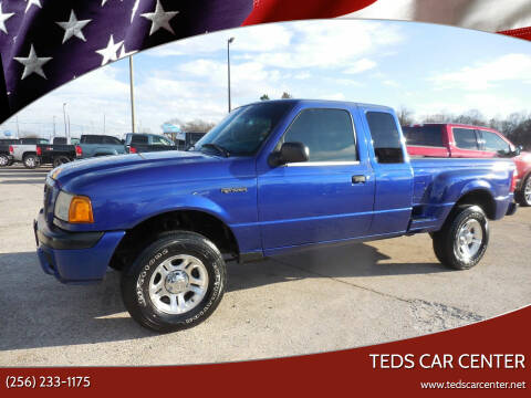 2004 Ford Ranger for sale at TEDS CAR CENTER in Athens AL