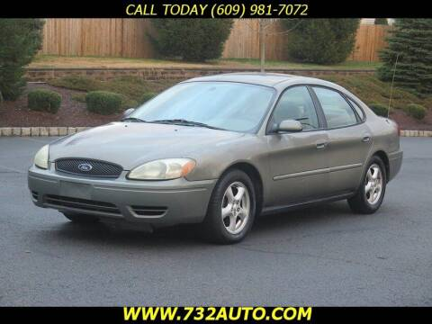 2004 Ford Taurus for sale at Absolute Auto Solutions in Hamilton NJ