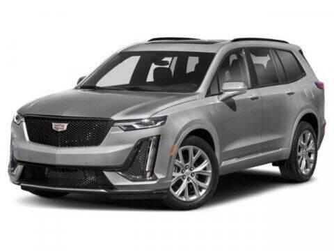 2021 Cadillac XT6 for sale at BIG STAR HYUNDAI in Houston TX