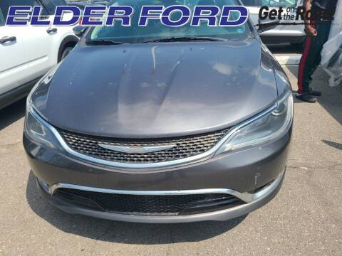 2016 Chrysler 200 for sale at Mr Intellectual Cars in Troy MI