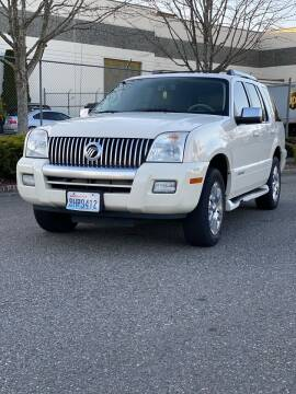 2007 Mercury Mountaineer for sale at Washington Auto Sales in Tacoma WA