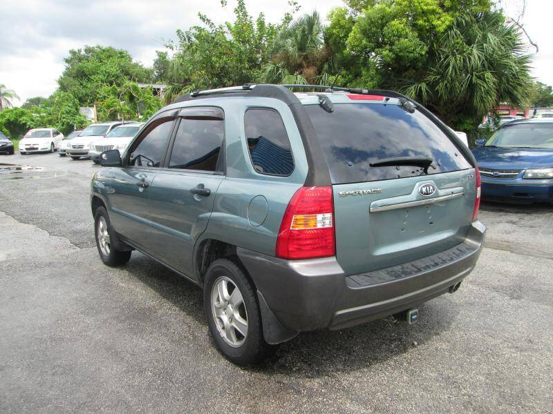 2007 Kia Sportage LX 4dr SUV (2L I4 5M) - Orlando FL