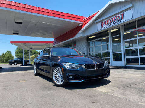 2016 BMW 4 Series for sale at Furrst Class Cars LLC in Charlotte NC
