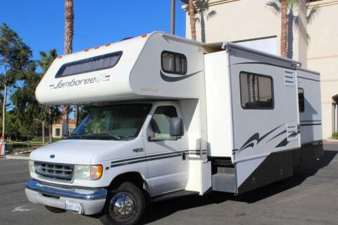2003 Fleetwood Jamboree 28R GT for sale at Rancho Santa Margarita RV in Rancho Santa Margarita CA