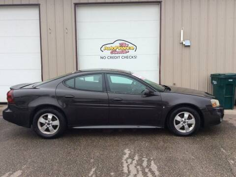 2008 Pontiac Grand Prix for sale at The AutoFinance Center in Rochester MN