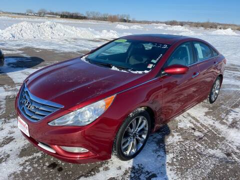 2011 Hyundai Sonata for sale at De Anda Auto Sales in South Sioux City NE