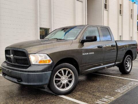2012 RAM Ram Pickup 1500 for sale at Halo Motors in Bellevue WA
