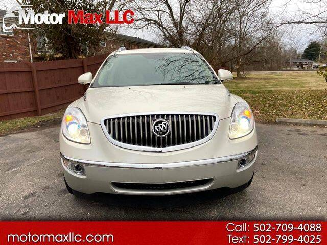 2010 Buick Enclave for sale at Motor Max Llc in Louisville KY