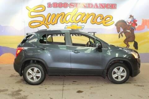 2015 Chevrolet Trax for sale at Sundance Chevrolet in Grand Ledge MI