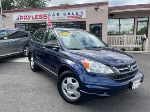 2011 Honda CR-V for sale at PAYLESS CAR SALES of South Amboy in South Amboy NJ