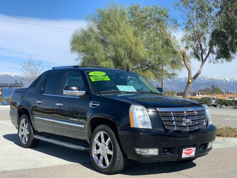 2009 Cadillac Escalade EXT for sale at Esquivel Auto Depot in Rialto CA