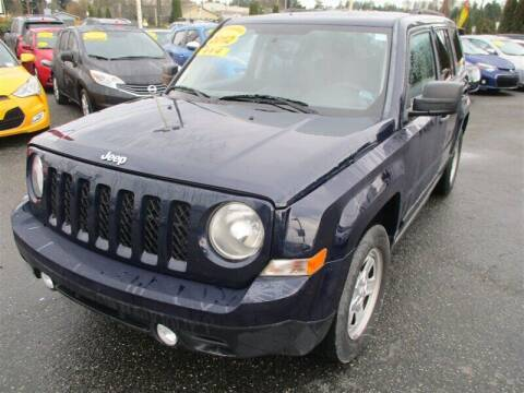 2012 Jeep Patriot for sale at GMA Of Everett in Everett WA