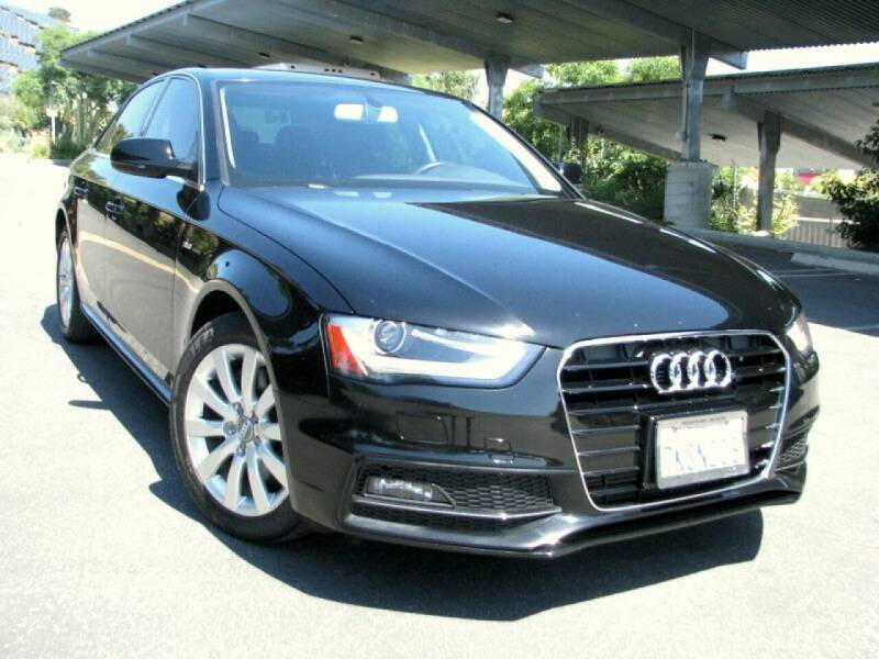 2015 Audi A4 for sale at Used Cars Los Angeles in Los Angeles CA