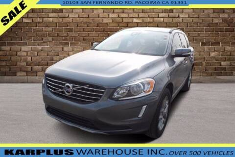 2017 Volvo XC60 for sale at Karplus Warehouse in Pacoima CA