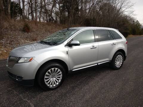 2013 Lincoln MKX for sale at CARS PLUS in Fayetteville TN