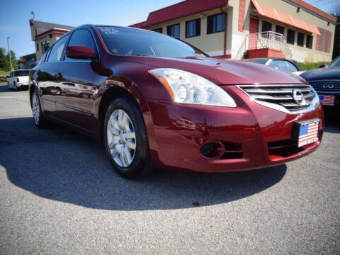 2010 Nissan Altima for sale at Quickway Exotic Auto in Bloomingburg NY