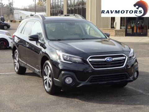2018 Subaru Outback for sale at RAVMOTORS 2 in Crystal MN