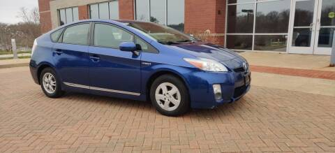 2010 Toyota Prius for sale at Auto Wholesalers in Saint Louis MO