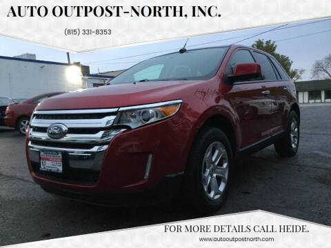 2011 Ford Edge for sale at Auto Outpost-North, Inc. in McHenry IL