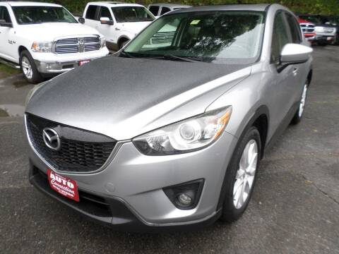 2013 Mazda CX-5 for sale at AUTO CONNECTION LLC in Springfield VT