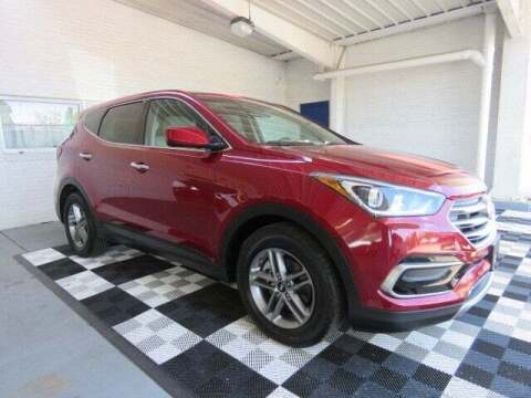 2017 Hyundai Santa Fe Sport for sale at McLaughlin Ford in Sumter SC
