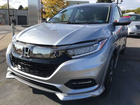 2019 Honda HR-V for sale at Red Top Auto Sales in Scranton PA