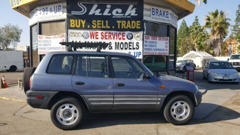 1996 Toyota RAV4 for sale at Shick Automotive Inc in North Hills CA