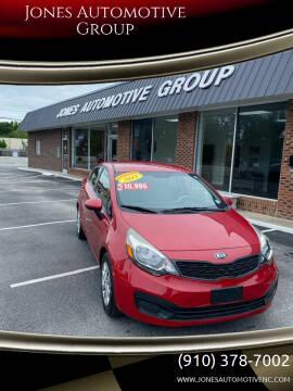2015 Kia Rio for sale at Jones Automotive Group in Jacksonville NC