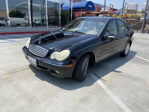 2004 Mercedes-Benz C-Class for sale at Hunter's Auto Inc in North Hollywood CA