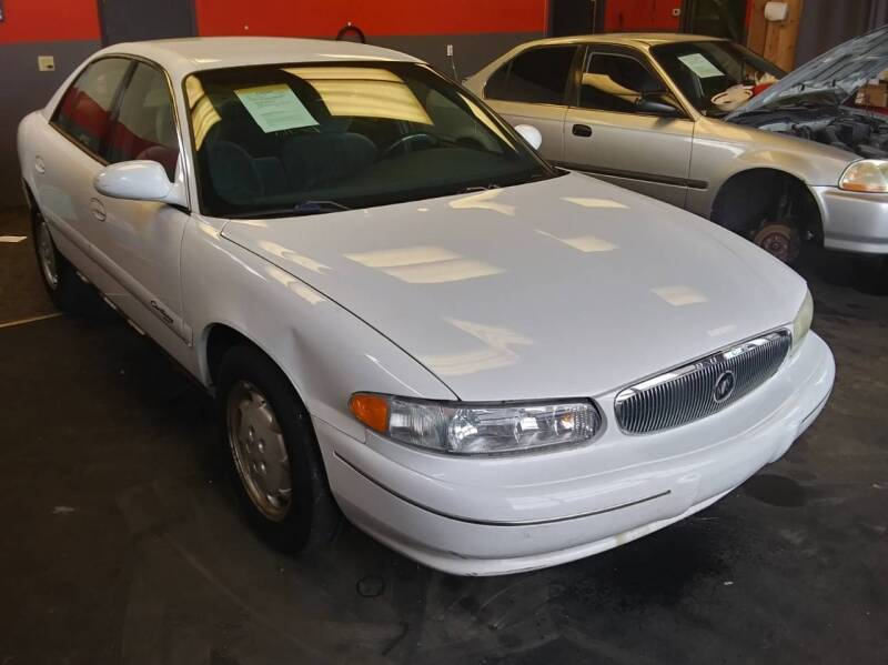 2000 Buick Century for sale at D & J AUTO EXCHANGE in Columbus IN