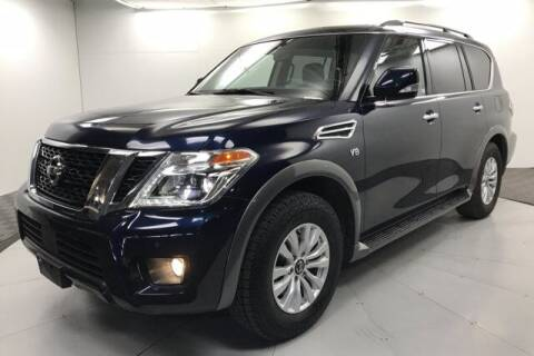 2020 Nissan Armada for sale at Stephen Wade Pre-Owned Supercenter in Saint George UT