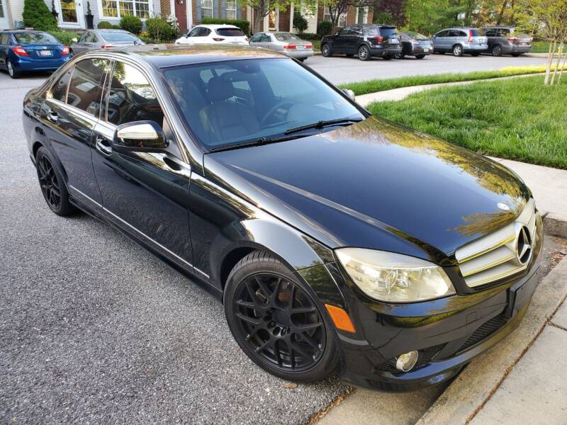 2008 Mercedes-Benz C-Class for sale at Noble PreOwned Auto Sales in Martinsburg WV