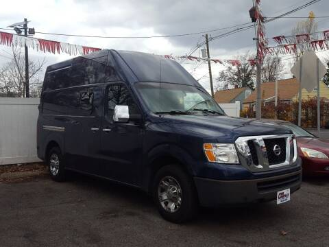 2012 Nissan NV Cargo for sale at Car Complex in Linden NJ