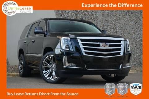 2016 Cadillac Escalade for sale at Dallas Auto Finance in Dallas TX
