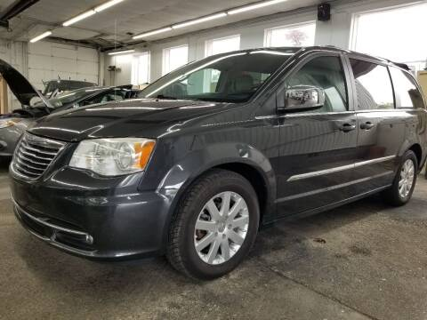 2011 Chrysler Town and Country for sale at DALE'S AUTO INC in Mount Clemens MI